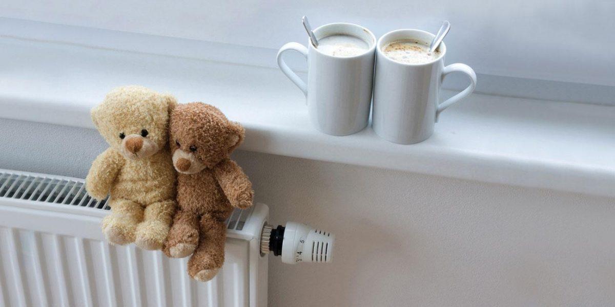 Ajustar el horario de la calefacción